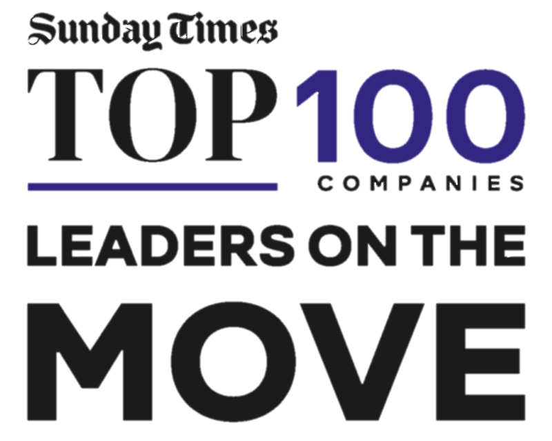 Leaders on the Move Logo