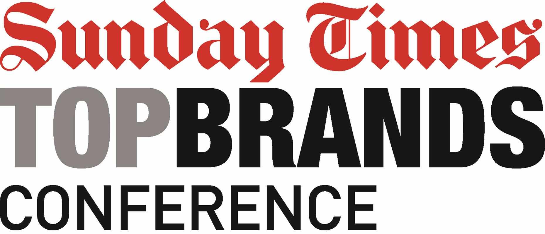 Top Brands Conference Logo