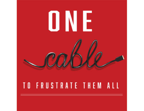 One Cable to Frustrate Them All