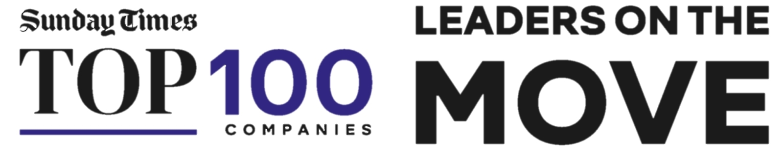 Sunday Times Leaders on the Move Logo