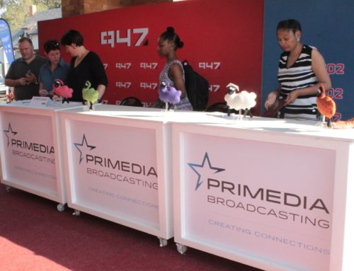 Primedia Broadcasting and RMS Media: proud sponsors of the MOST Awards