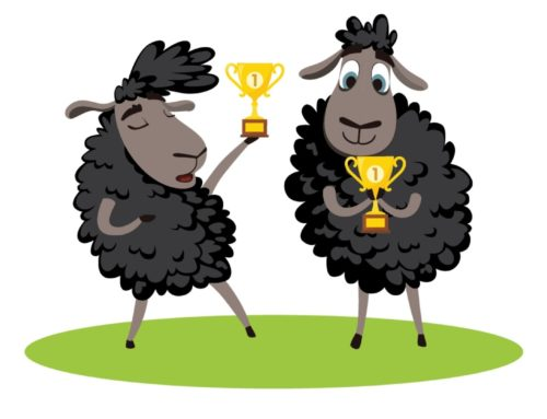What do Gin Cocktails, Spring and Media Sales have in common? The MOST Awards!