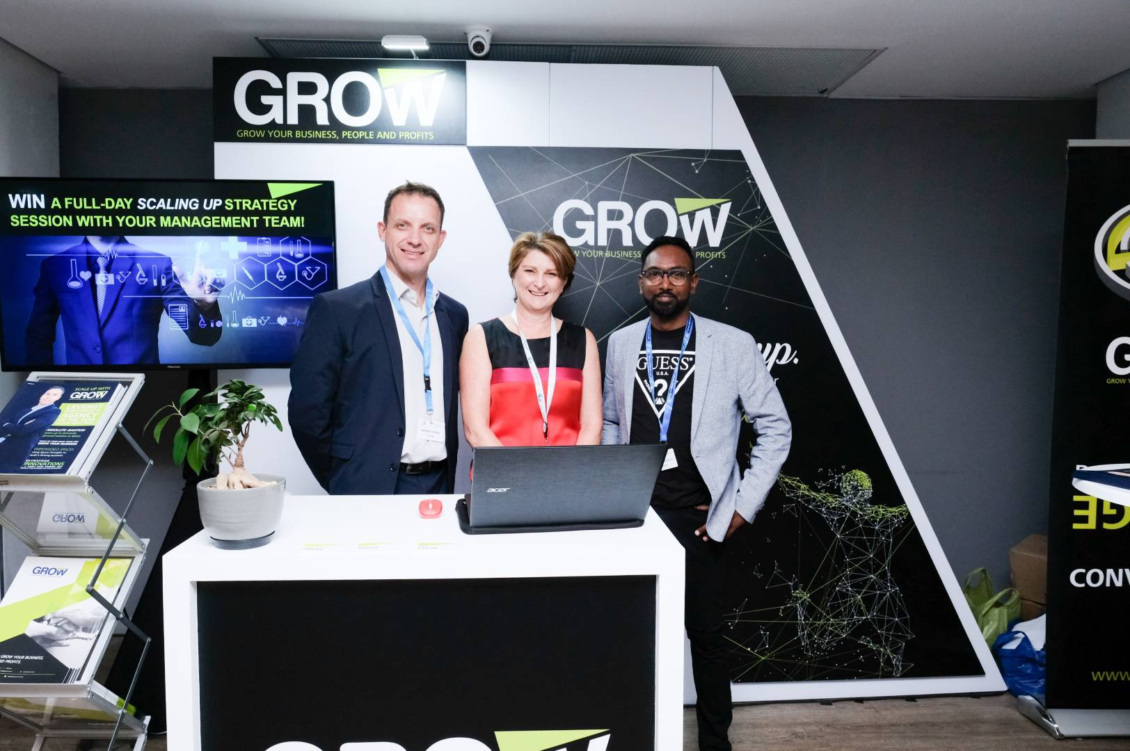 GROW - Business Day TV SME Summit South Africa