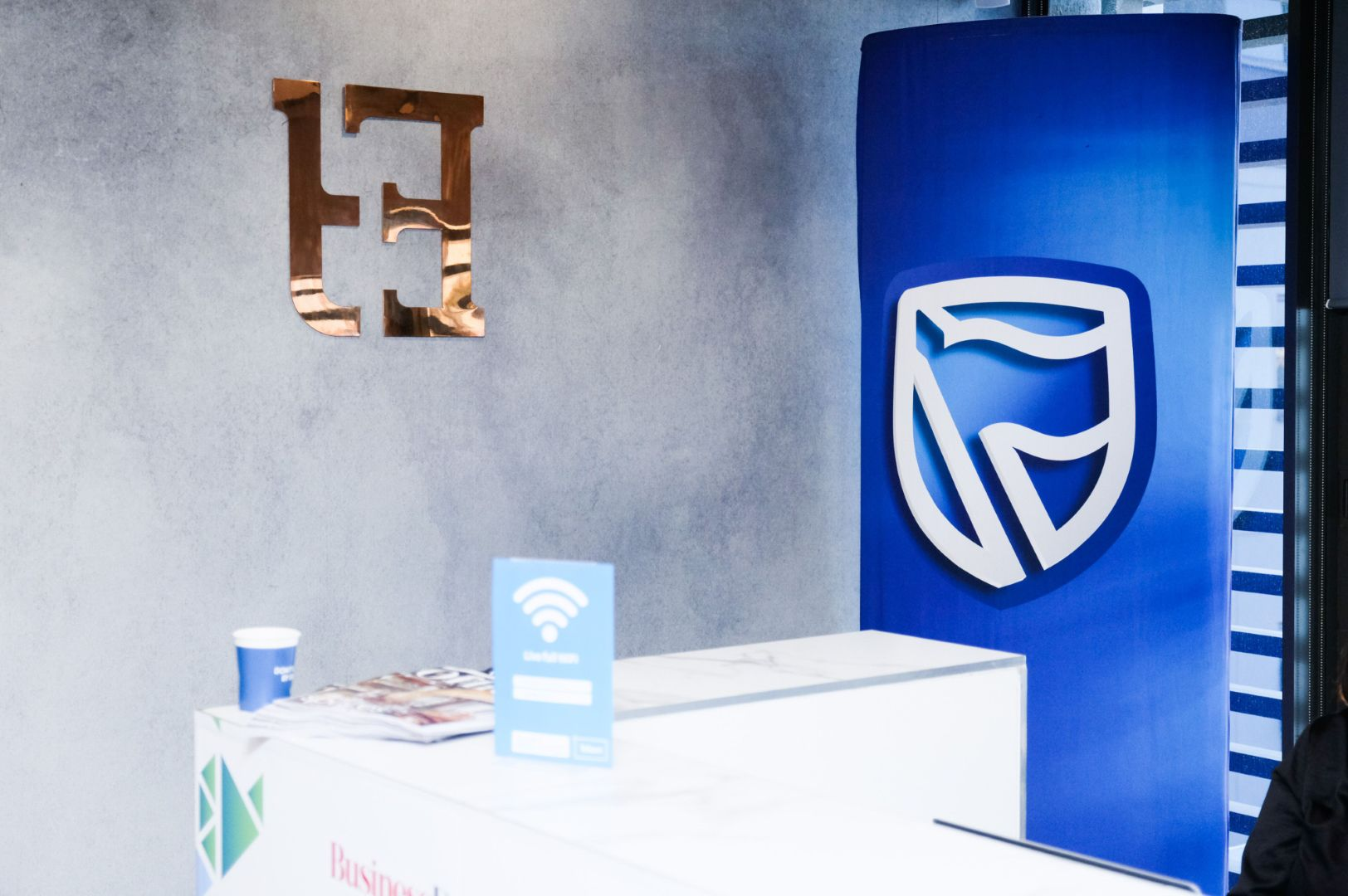Standard Bank - Business Day TV SME Summit