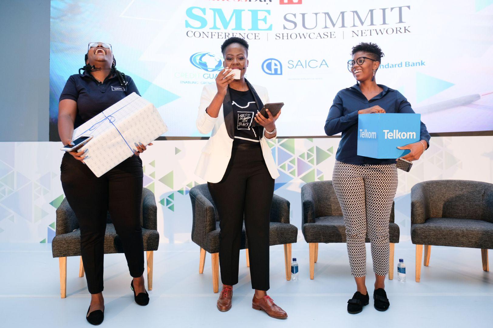 Telkom Prize - Business Day TV SME Summit