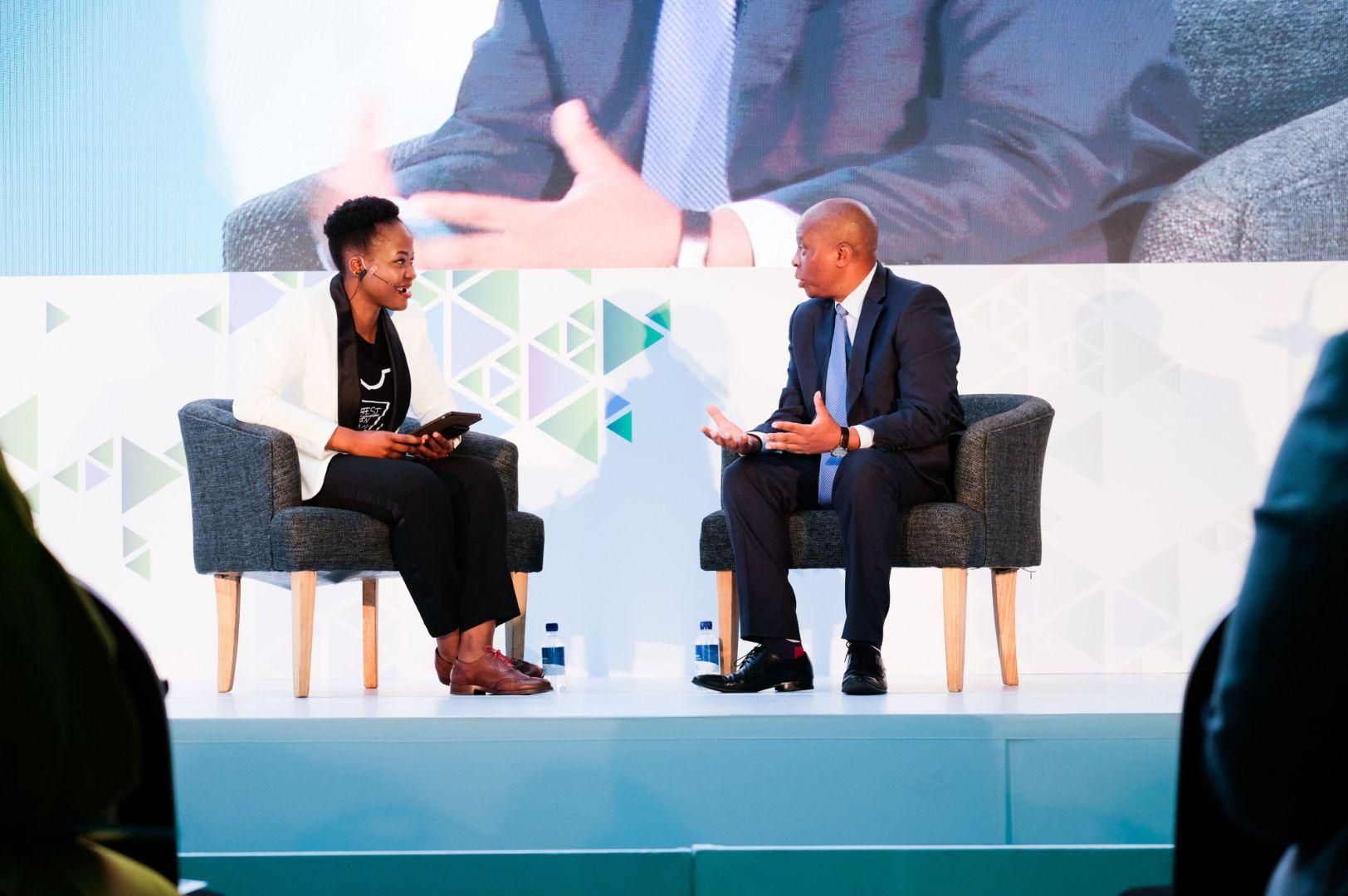 Herman Mashaba - Business Day TV SME Summit South Africa