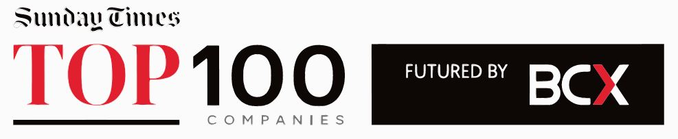 Sunday Times Top 100 Companies Logo