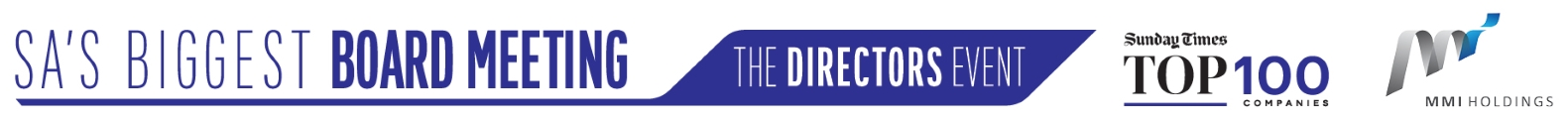 The Directors Event Retina Logo