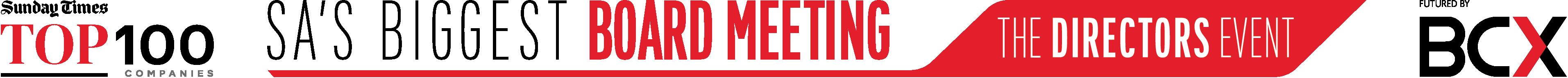 The Directors Event Logo