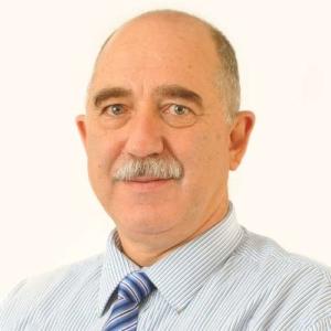 Photo of Prof Andre Duvenhage