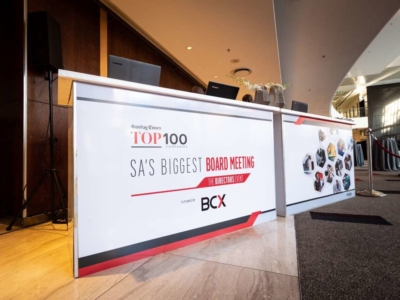 Photo from The Directors Event in 2019 futured by BCX