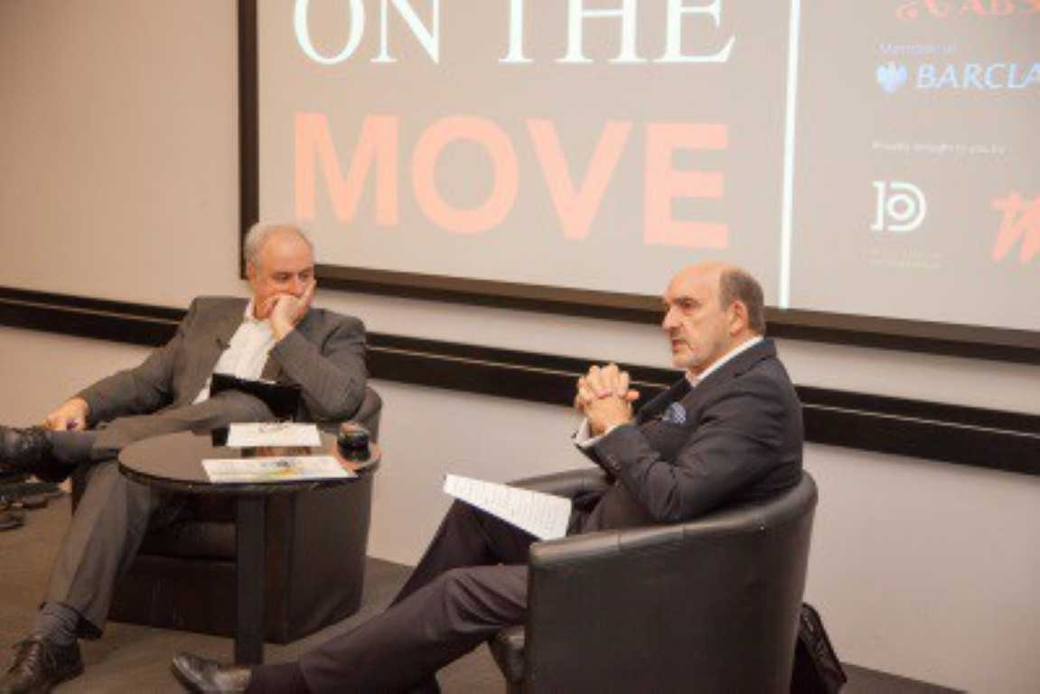 Photo from Leaders on the Move on 4 November 2015