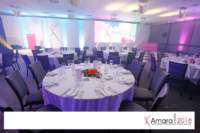 Photo from AMARAS Awards in 2016