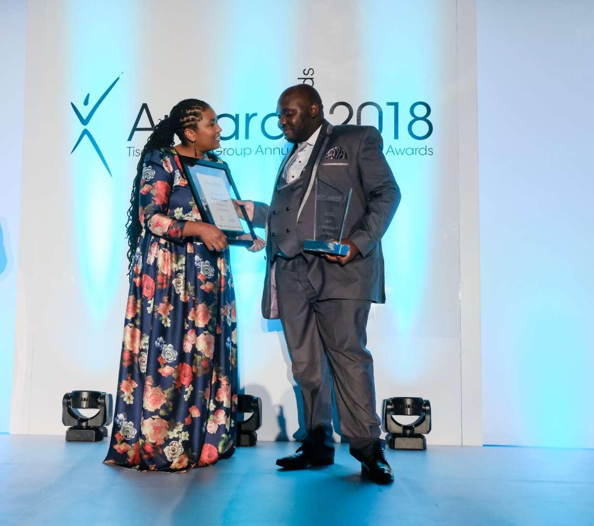 Photo from AMARAS Awards 2018