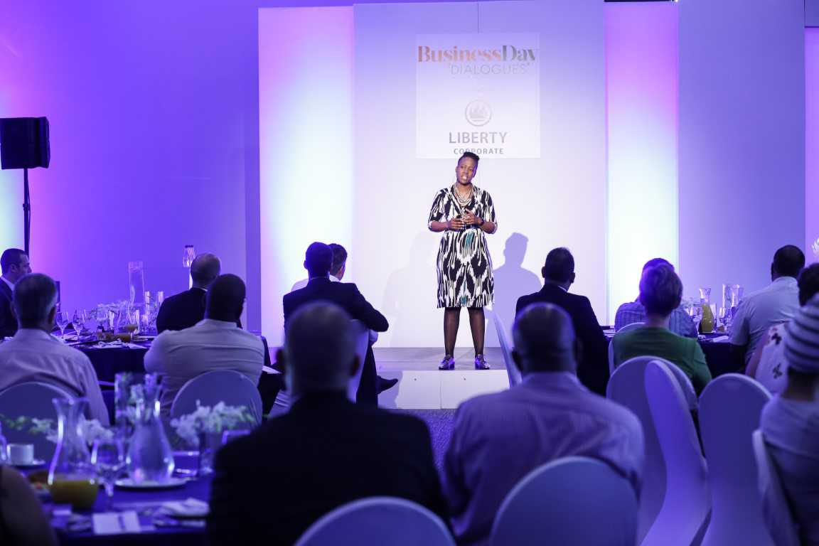 Photo from Business Day Dialogues with Liberty Group