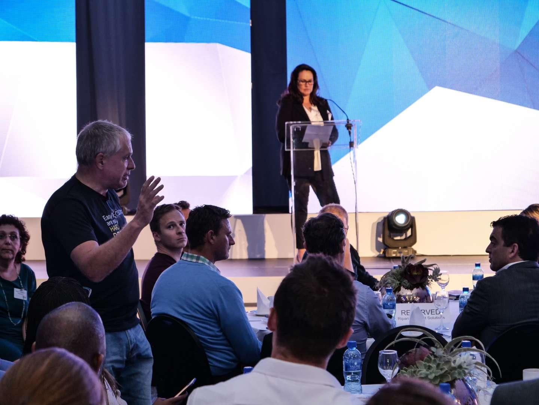 Photo from Business LIVE Presents Uri Levine