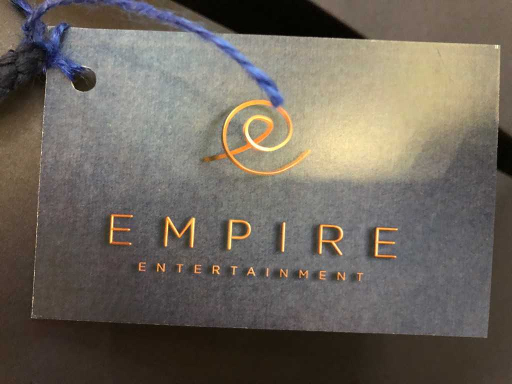 Photo from Empire Entertainment Launch