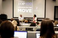 Photo from Leaders on the Move in February 2017