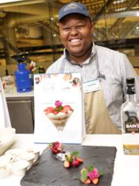 Photo from Sunday Times Gautrain Taste Experience in 2018 with Gautrain