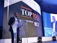 Photo from 2018 Sunday Times Top 100 Companies futured by BCX