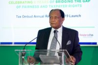 Release of annual Tax Ombud Report in South Africa at a Business Day Dialogue