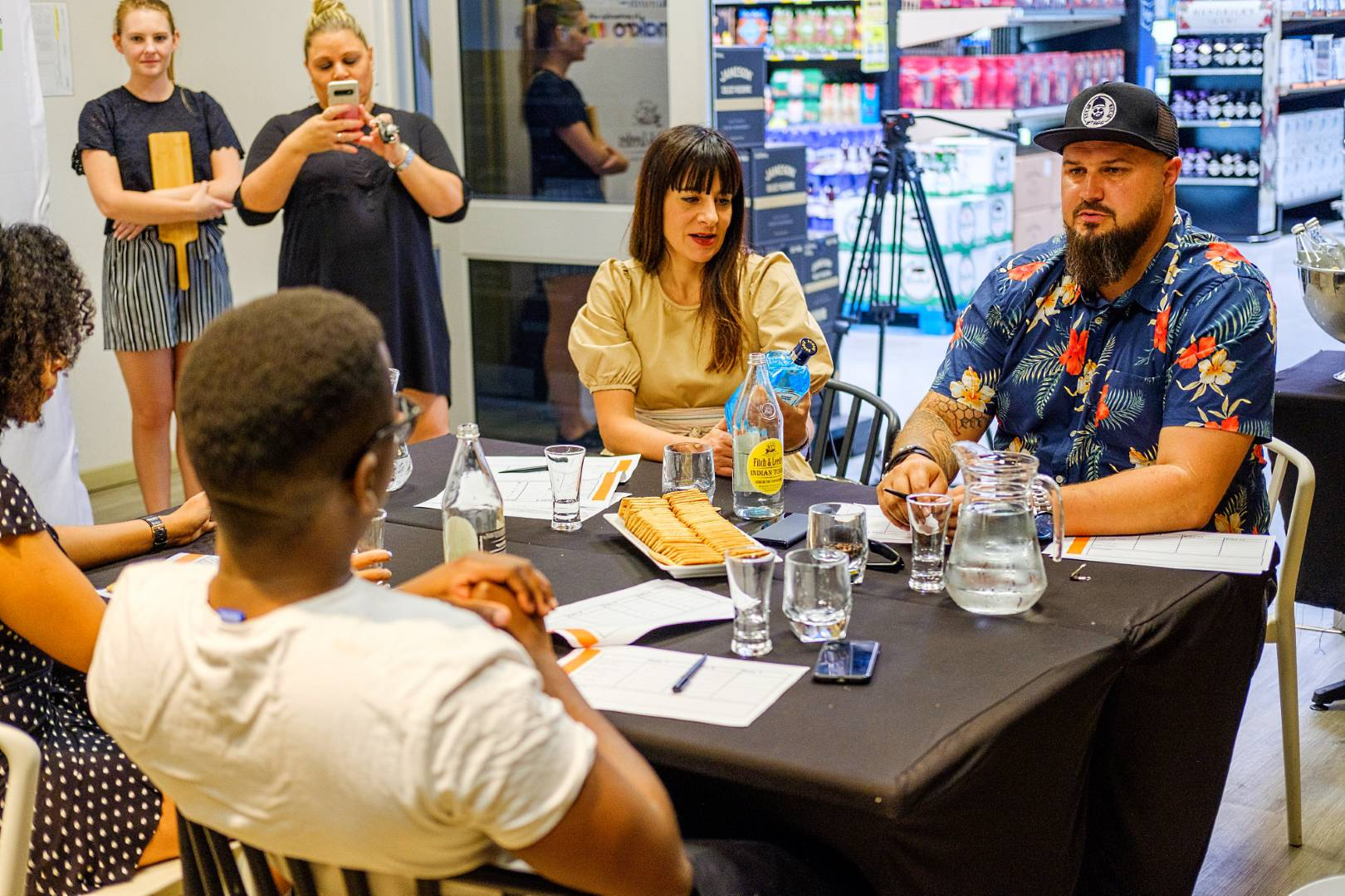 Sunday Times Lifestyle Gin Awards in partnership with Makro - Judging Photo 2019
